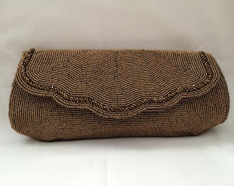Vintage Richere Bag by Walborg Beaded Clutch