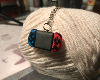 Nintendo Switch Console Pendant Necklace