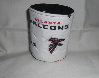 Atlanta Falcons Soda or Beer Can Cooler