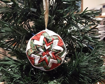 "3"" no-sew christmas tree ornament"