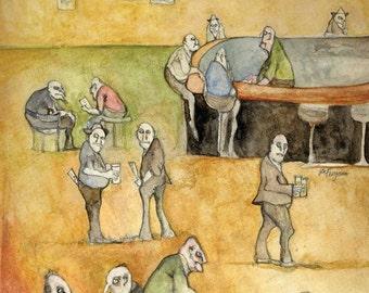 The Man o' War Bar