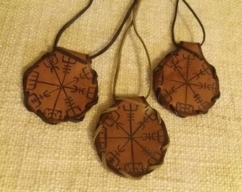 Nordic Compass Necklace