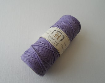 5m lavender Hemp cord