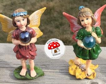 Fairy Garden Fairies