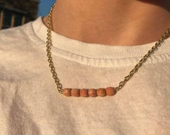 The Pretty In Pink Necklace