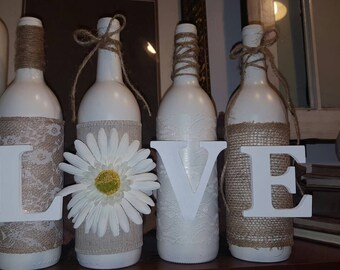 Love bottle set