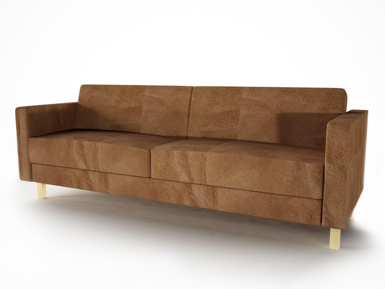 Ikea ektorp divano letto fodera design - Fodera divano ektorp ...