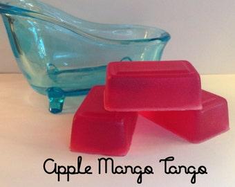 Glycerin Soap - Apple Mango Tango