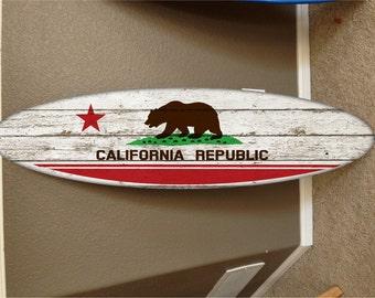 California decor surfboard decor hawaiian beach surfing beach decor Cali decor