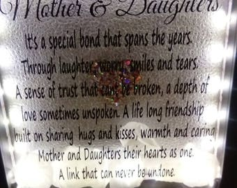 Mother & Daughters Frame