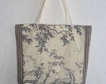 Tote bag for shopping