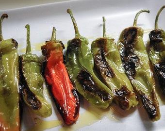 25 semi di peperone FRIGGITELLO NAPOLETANO excellent germination Italian ITALY seeds
