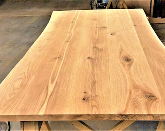Handmade Oak Table Top