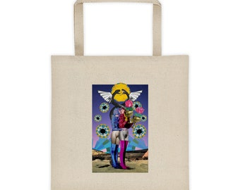 Two of Cups Tote bag