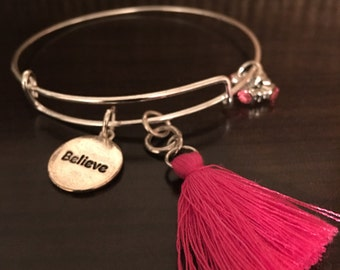 Believe to Inspire Bangle