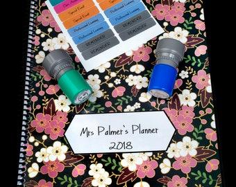 Student Teacher Planner