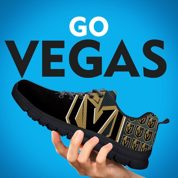 Womens Running Mens Black Vegas Sizes Fans Sneakers Collector Hockey Trainers Knights Gift Golden Kids Shoes Custom Sole nnXwz1qpH