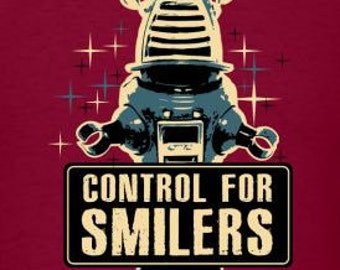 Phish Stash Control For Smilers (Robot) Lot Shirt | Men's