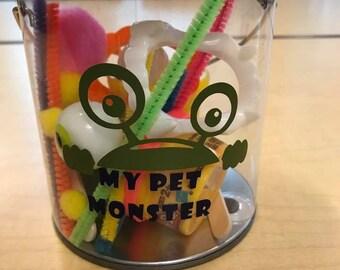 Monster Play Dough Kit
