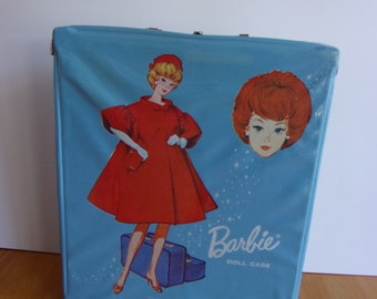 Barbie case great condition with reversible drawer