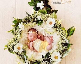 IVORY, baby blue, baby pink, Faux fur, 20x20,Newborn Photo Props,Newborn ,Photography Props,Baby Props, inch,photo rug