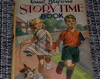 Enid Blyton's Storytime First Edition