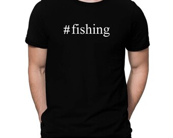 Fishing Hashtag T-Shirt
