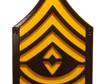 Military Insignia Hitch Covers