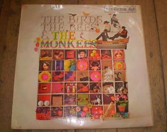 The Birds,The Bee's & The Monkees Original 1968 Vinyl LP,Album,Record.RD7948 MONO,Very good condition
