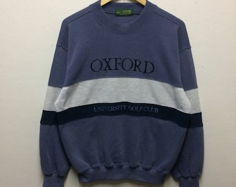 Rare!! Oxford golf club sweatshirt