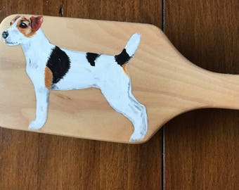 Jack Russell Terrier Brush