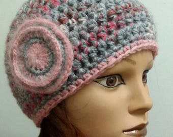 """""""Aurora"""" Crochet cap"""