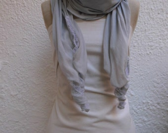 Cloth Clarissa ladies delicate light blue cotton with high end hand dyed