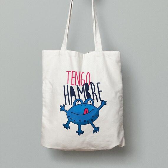 "Spanish Bag ""Tengo hambre"""