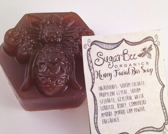 Honey Facial Bar Soap