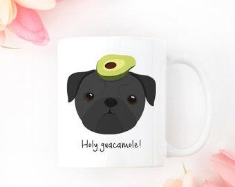 Mugs - Dog with Fruit