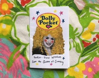 Dolly Pocket Mini Zine