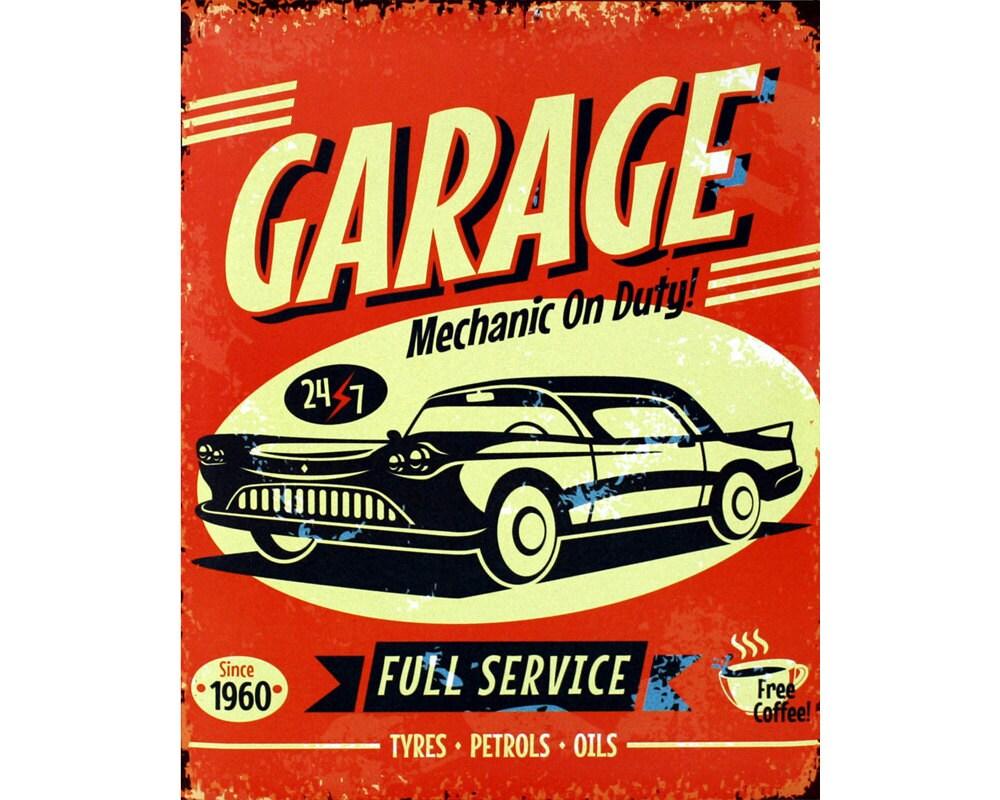 Vintage Advertising Signs