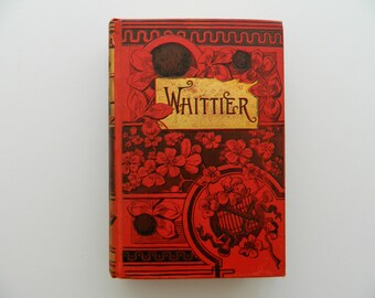 The Early Poems of John Greenleaf Whittier.