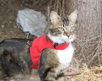 Mynwood Cat Walking Jacket Harness Vest