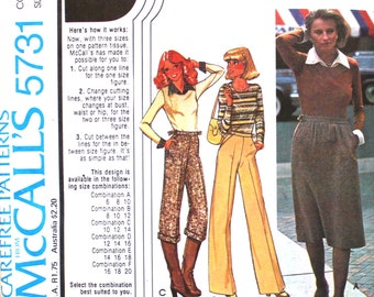 UNCUT Top, Skirt, Pants, Dickey and Cuffs Bust 31.5 - 34
