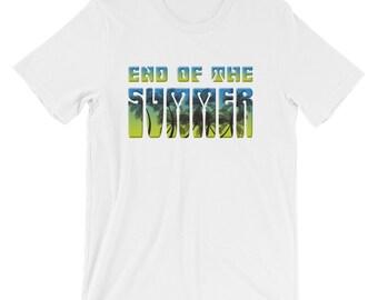 End of the summer shirt summer vacation shirt hello summer shirt