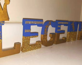 Party Table Letters (Price is PER letter)