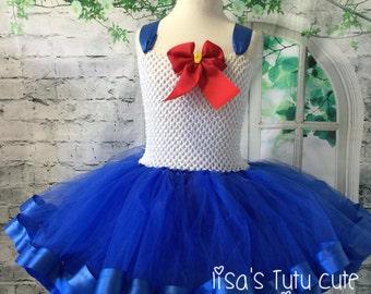 Sailor Moon tutu, Sailor Moon tutu dress, Sailor Moon costume, Sailor Moon comic con, Sailor moon party, Sailor moon dress up, Sailor moon