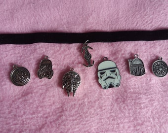 Star Wars inspired chokers