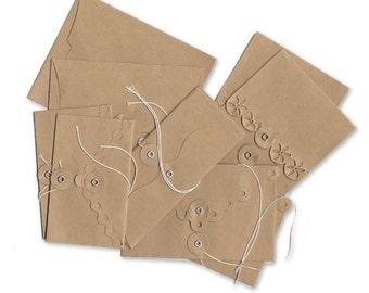 Maya Road Kraft Envelope - Decorative