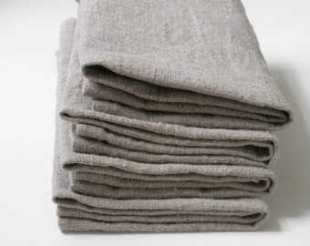 Linen Napkins, Napkins, Cloth Napkins, Table Napkins, Dinner Napkins