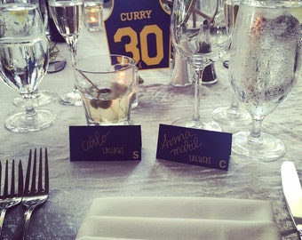 Wedding Table Numbers, Basketball Table Numbers