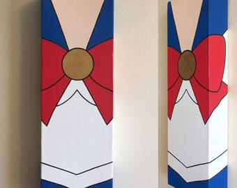 Sailor Moon Canvas Painting