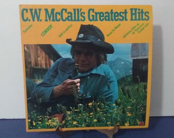 "C.W. McCall - Greatest Hits - ""Convoy"" Circa 1978"